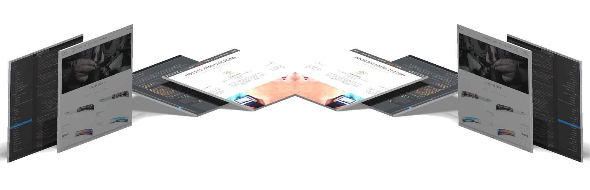 Developpement web et mobile par Ocsalis - Aurillac - Cantal